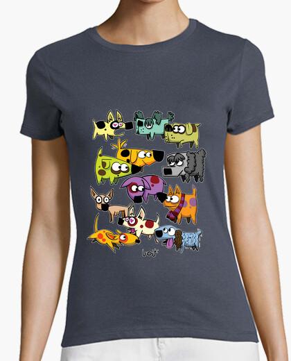 T-shirt cani