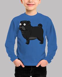 cani carlino neri