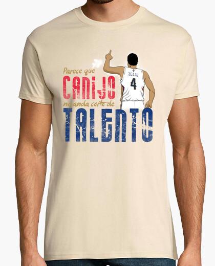 Camiseta Canijo
