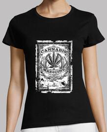 cannabis médecine - ancienne rétro étiq