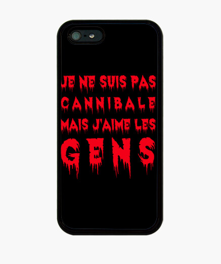 Cannibale - Coque iPhone