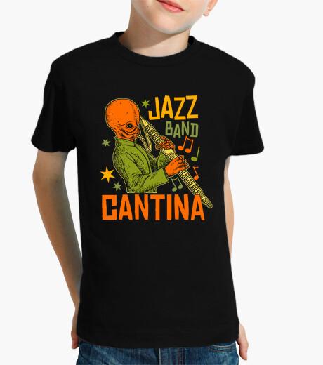 Ropa infantil Cantina Jazz Band