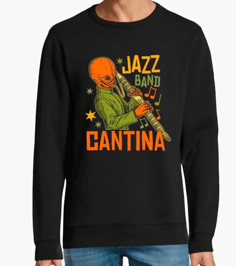 Sudadera Cantina Jazz Band