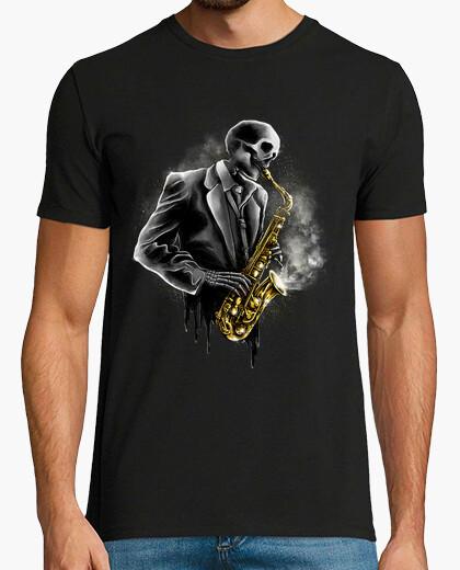 T-shirt canto di morte