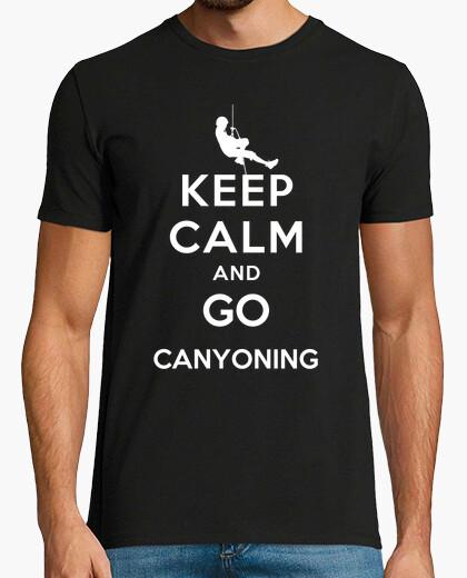 Camiseta CANYONING