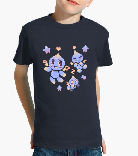Ropa infantil caos lindo - camisa de los niños