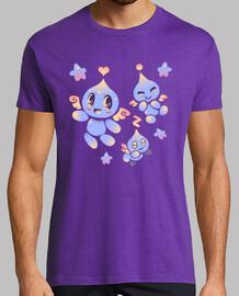caos lindo - camisa para hombre