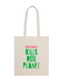 cap italism kill il nostro planet