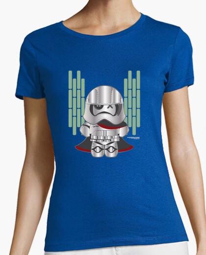Camiseta Cap. Phasma