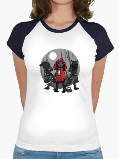 Camiseta Caperucita Michonne