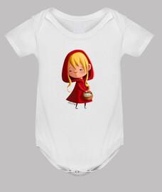Caperucita Roja - Body bebé