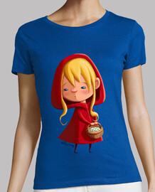 Caperucita Roja - Camiseta chica