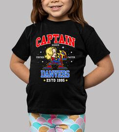 capitaine danvers