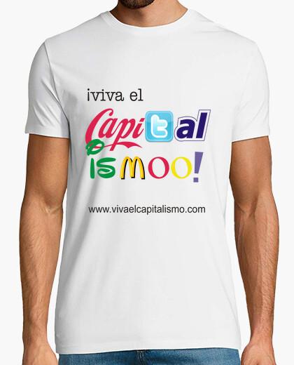 Capitalism alive! boy t-shirt