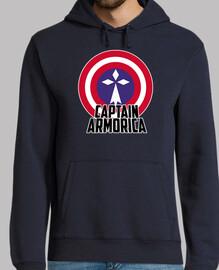 capitán armórica