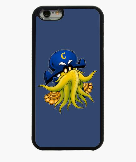 Funda iPhone 6 / 6S capitán cthulhu
