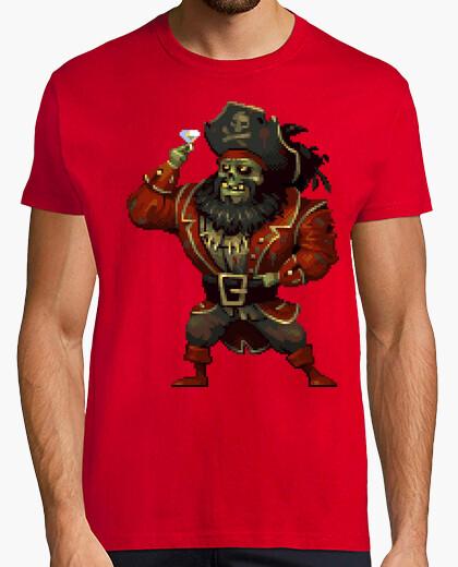 Camiseta Capitán Leckuck - Monkey Island