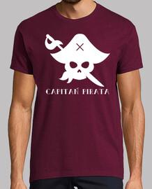 Capitán Pirata (blanco)