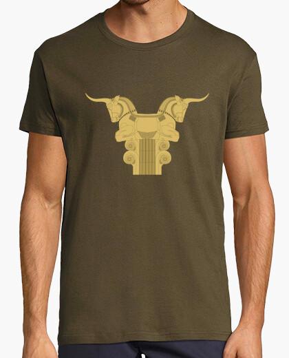 Camiseta capitel persa