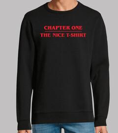 capítulo uno la bonita camiseta