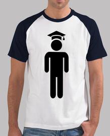 cappello di laurea per studenti