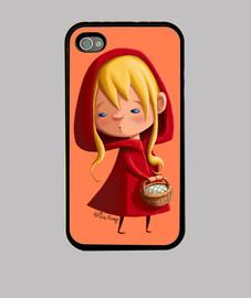 cappuccetto rosso - iphone 4 (4s)
