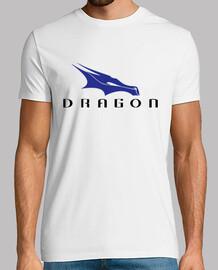 Capsula Dragon (Logo nuevo) - Spacex