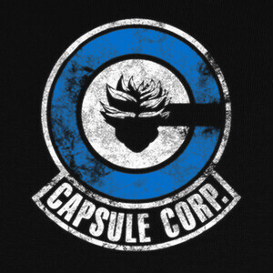 Capsule Corp T-shirts
