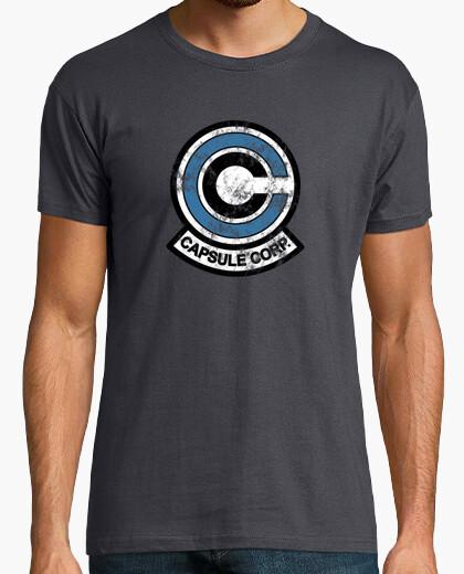 Tee-shirt Capsule corp vintage