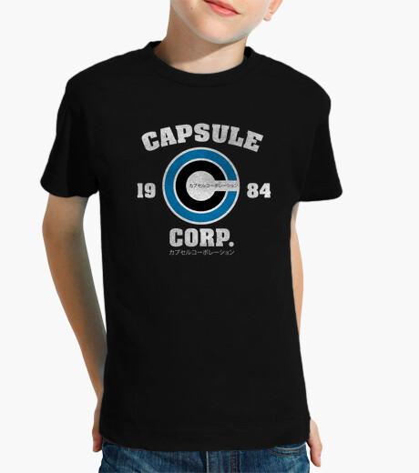 Capsule corporation kids clothes