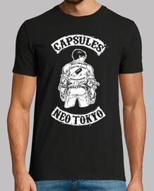 Capsules Neo Tokio (Akira)
