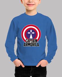 Captain Armorica - enfant manche longue