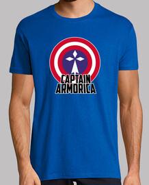 Captain Armorica - T-shirt homme