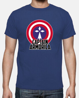 Captain Armorica - T-shirt homme