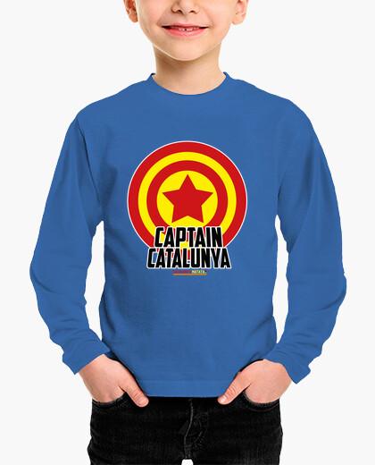 Vêtements enfant Captain Catalunya