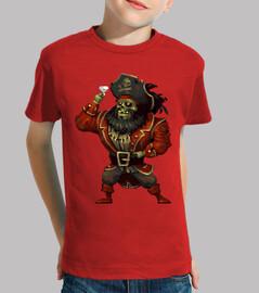 captain leckuck - monkey island
