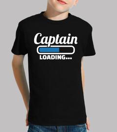 captain loading