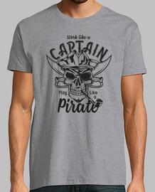 captain pi rat e