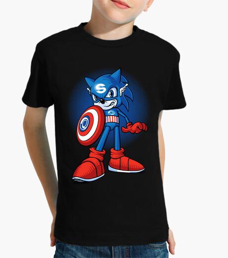 Captain sonic kids clothes