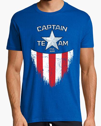 Camiseta Captain Team