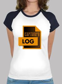 captains log girl