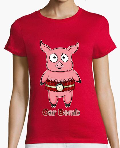 Camiseta car bomb -New-