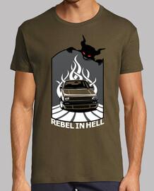 car golf 2 - rebel in hell