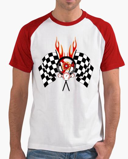 Camiseta Car Races