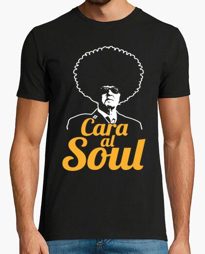 Camiseta Cara al Soul