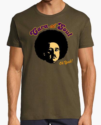 Camiseta Cara al Soul, Oh Yeah