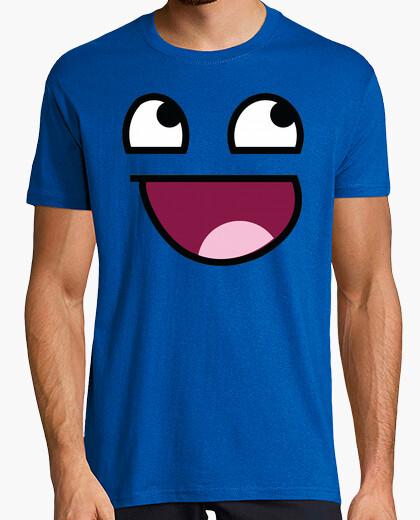 Cara camisetas friki