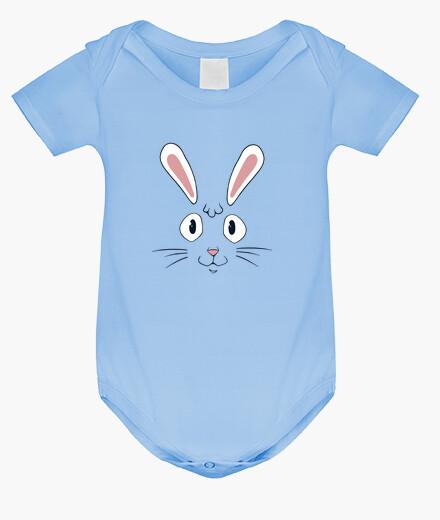 Ropa infantil Cara Conejo