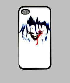 Cara del psicópata funda para iphone 4