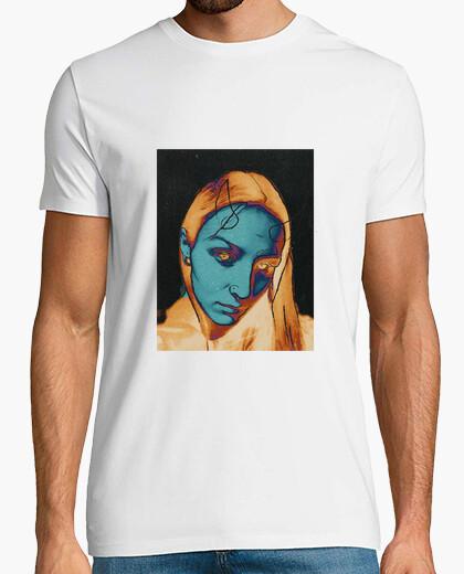 Camiseta cara infrarojos demonia